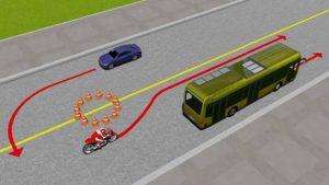 30 câu hỏi sa hình nằm trong 100 câu điểm liệt thi lý thuyết lái xe ô tô
