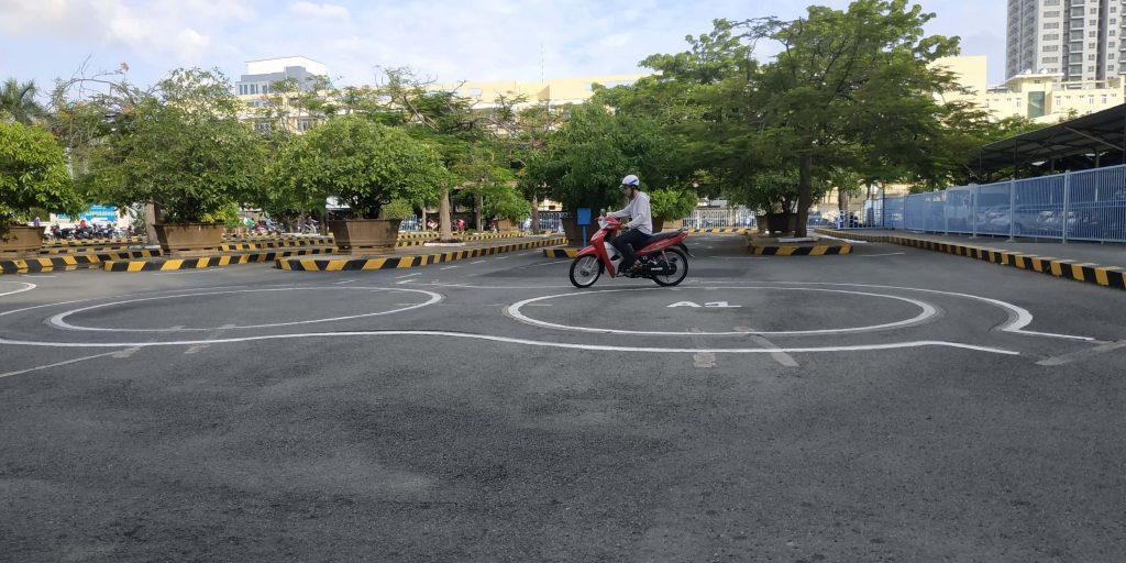 Nơi đăng ký thi bằng lái xe máy A1 Quận Gò Vấp