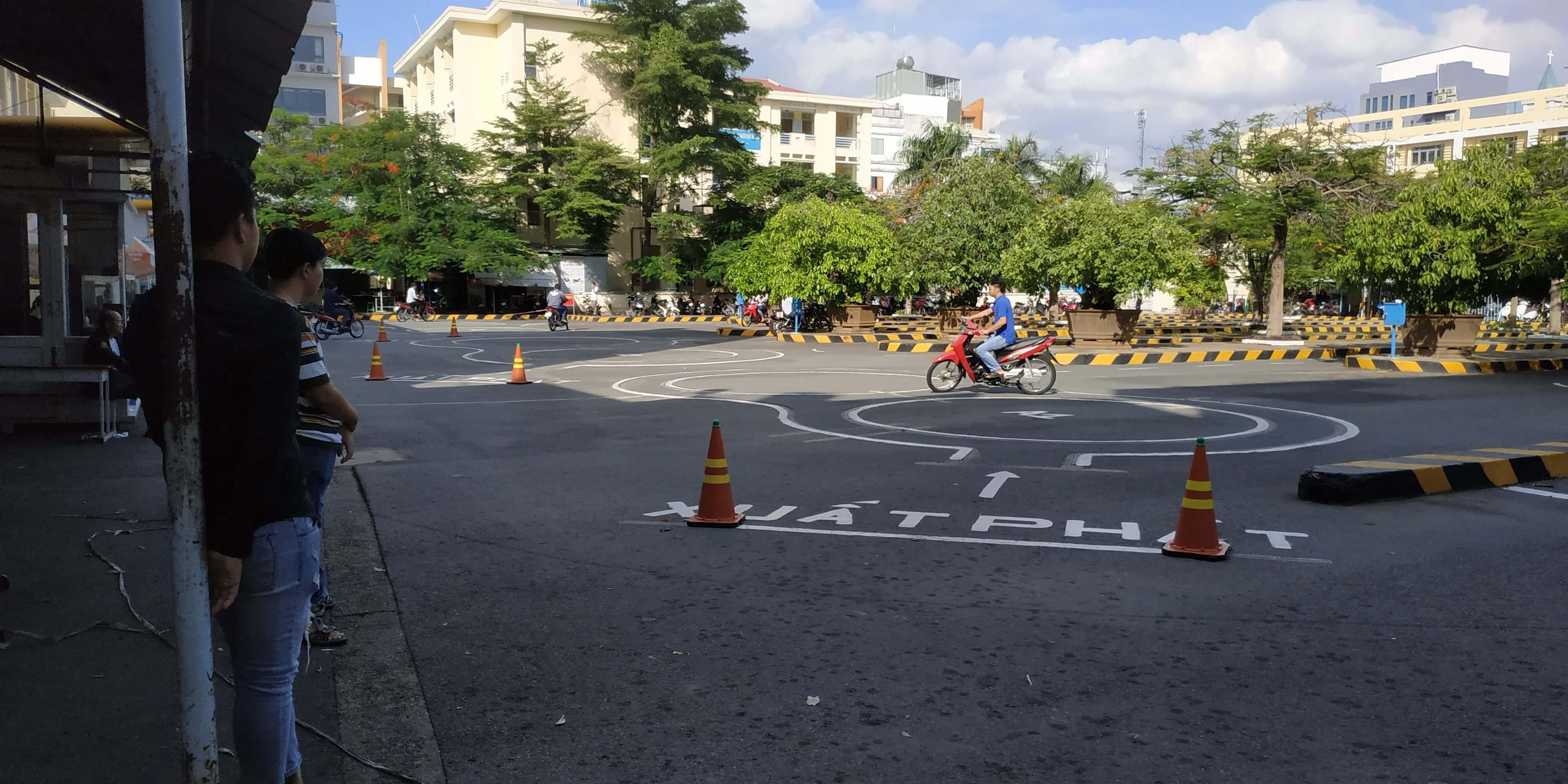 Trung tâm thi bằng lái xe máy Quận Gò Vấp có tỷ lệ đậu cao nhất hiện nay