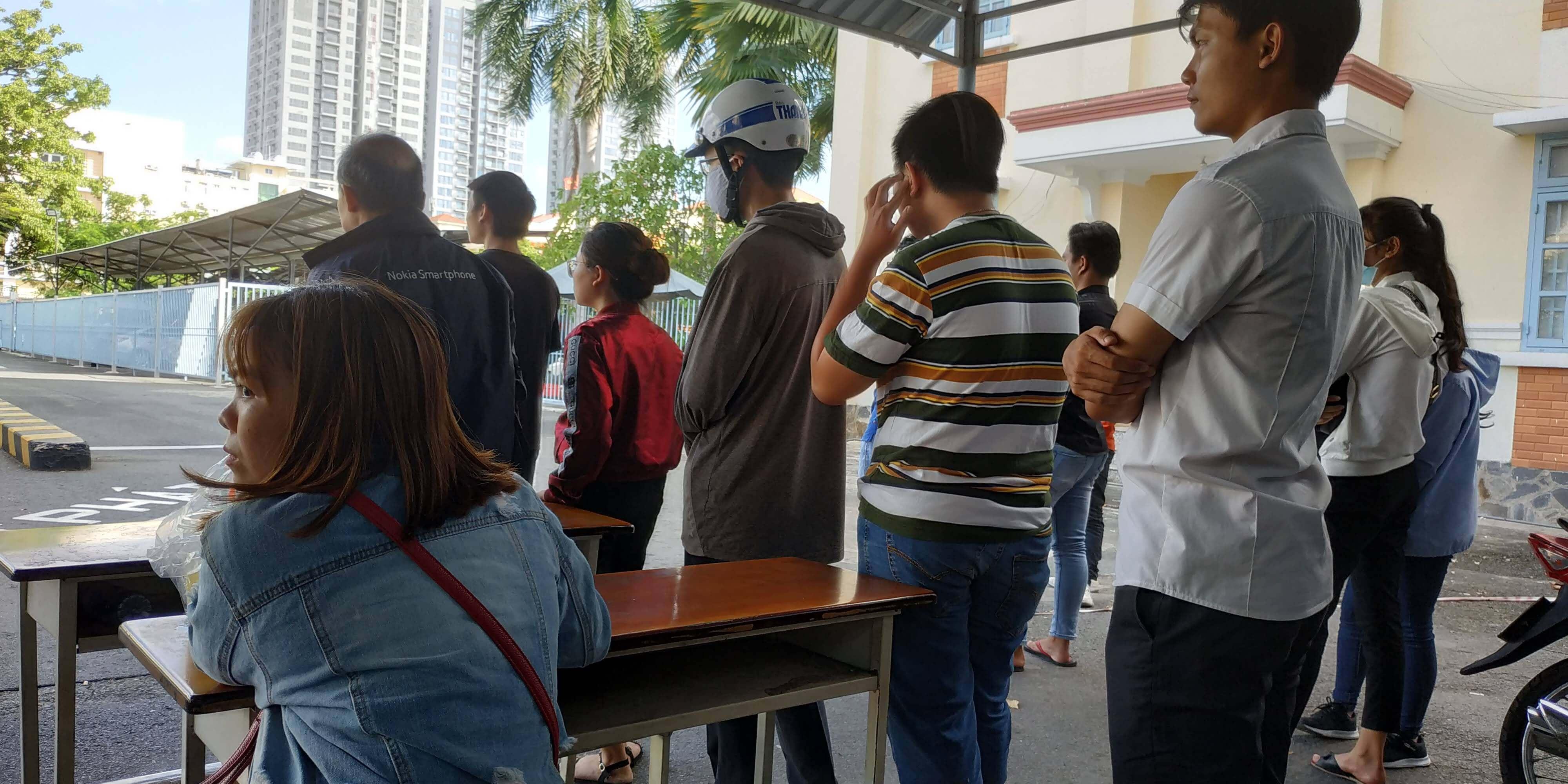 Học viên đăng ký thi bằng lái xe A1 Quận Bình Tân được tập xe miễn phí hàng tuần