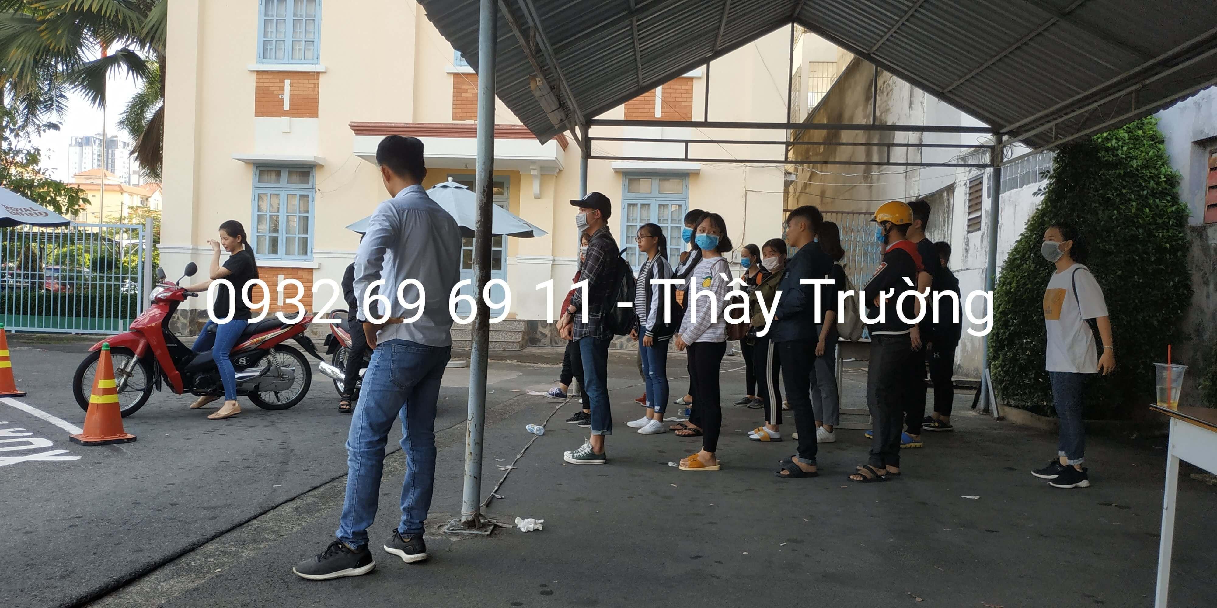 Thi bằng lái xe máy ở Bình Tân học viên được đảm bảo được tỷ lệ đậu lý thuyết 100%