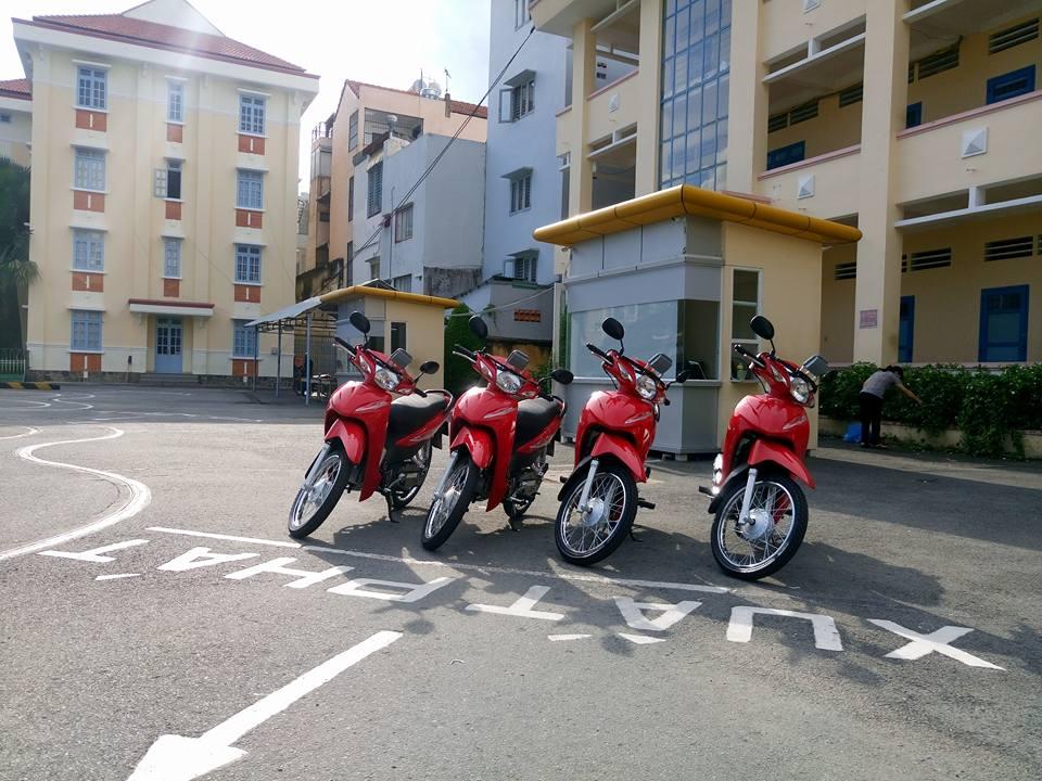 Địa điểm học bằng lái xe máy ở Quận 8 chất lượng nhất hiện nay
