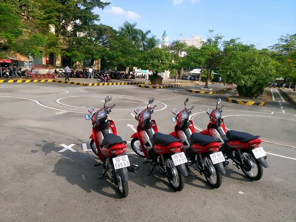 Địa chỉ thi bằng lái xe máy tại TPHCM chất lượng nhất hiện nay
