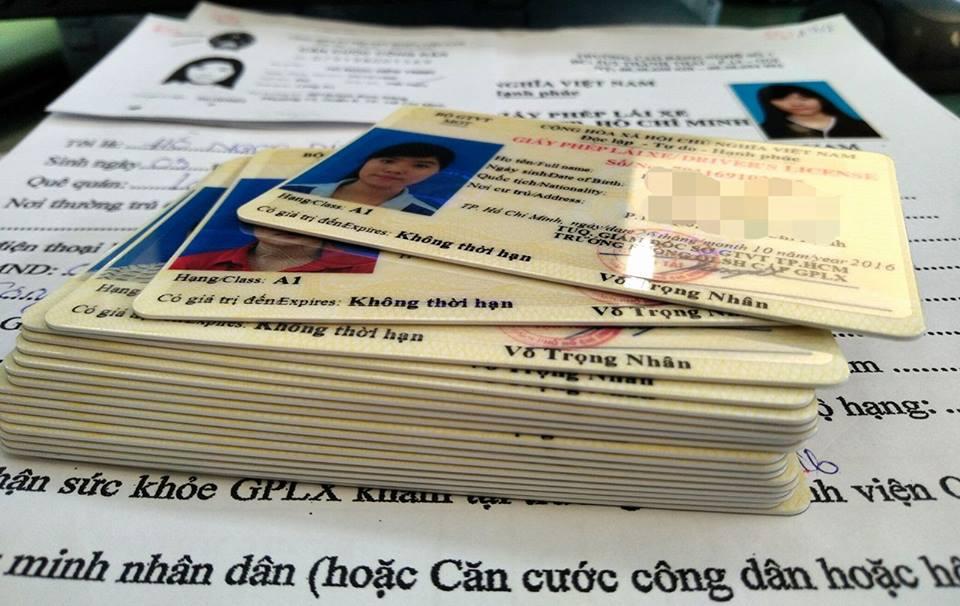 Địa chỉ thi bằng lái xe A1 ở Quận 7