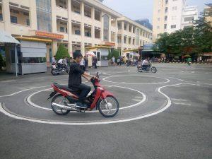 Trung tâm thi bằng lái xe máy A1 Quận 2