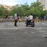 Hướng dẫn thi thực hành lái xe A2